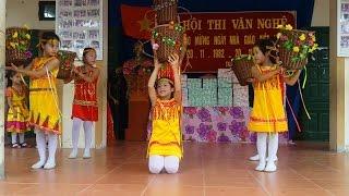 Download Múa Cô giáo em là hoa Ê ban- Ngày 20.11.2015 Video