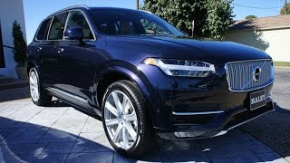 Download 2017 Volvo XC90 T6 AWD Inscription Walkaround, Start up, Tour and Review Video