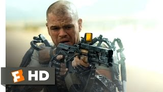 Download Elysium (2013) - Kruger's Kill Scene (4/10) | Movieclips Video