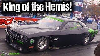 Download Brutal Challenger DESTROYS Fastest Hemi Record Video