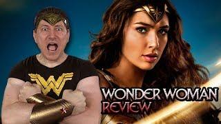 Download Wonder Woman Review Video