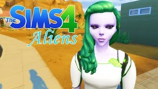 Download WELCOME TO EARTH?! | Sims 4 Aliens Ep.1 Video