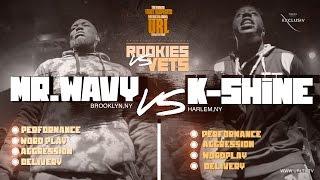 Download K-SHINE VS MR WAVY SMACK/URL Video