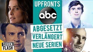 Download Serien: ABGESETZT, VERLÄNGERT & NEU BESTELLT | ABC · Upfronts 2019 | SerienFlash Video