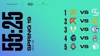 Download LEC (EULCS) Highlights ALL GAMES Week 1 Day 1 Spring 2019 League of Legends European Championship Video