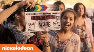 Download Legends of the Hidden Temple | Best Bloopers & Gags from Set | Nick Video