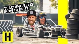 Download Jason Ellis Learns How to Shred in a Few Hours!! Drift School With Danger Dan Video