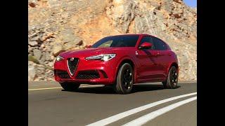 Download Essai Alfa Romeo Stelvio Quadrifoglio 2017 Video