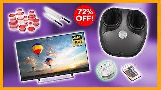 Download Best Amazon Deals of the Week - 4K Smart TV's, Massagers + more! Video