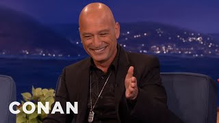 Download Howie Mandel's Prostate Exam Prank - CONAN on TBS Video