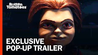 Download Child's Play Pop-Up Trailer with Director Lars Klevberg (2019)   Rotten Tomatoes Video