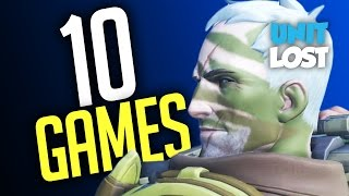 Download Overwatch Season 3 Placement Gameplay - ALL 10 GAMES!! Video