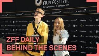 Download Von Ziegen, Stars und Kamerageflüster   Behind The Scenes of ZFF Daily 2019 am Zurich Film Festival Video