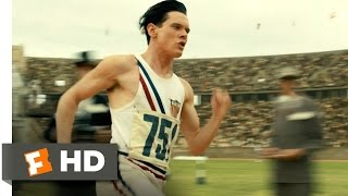 Download Unbroken (1/10) Movie CLIP - An Olympic Record (2014) HD Video