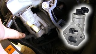 Download How to: Clean & replace Idle Air Control Valve Ford Duratec HE (Mondeo, Focus, Mazda) Video