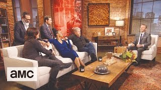 Download Talking Dead: 'From Negan as a Kid to Daryl-on-Daryl Action' Season Finale Fan Questions Video