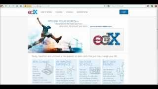 Download Video Tour of edX: Free Courses, Best Universities! Video