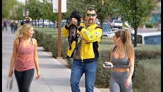Download REDNECK PICKING UP GIRLS WITH A PUPPY!! Video