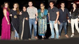Download अपने माँ के Birthday पर Salman Khan ने रखी GRAND PARTY, शामिल हुई पूरी FAMILY Video