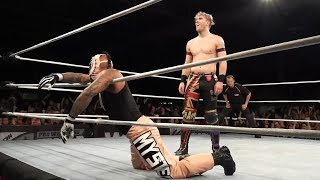 Download Rey Mysterio vs. Will Ospreay (Pro Wrestling World Cup - Round Of 16) Video