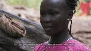 Download Meet Satu from Guinea-Bissau - A day in her life Video