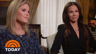 Download Jenna Bush Hager, Barbara Bush Recall Final Moments With George H.W. Bush | TODAY Video