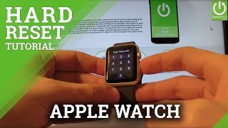 Download Apple Watch Hard Reset / Remove Password / Restore Settings Video
