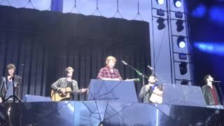 Download All I Want - Ed Sheeran & Kodaline - Croke Park 24/07/2015 Video