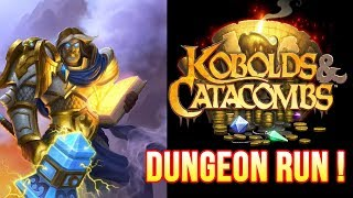 Download DUNGEON RUN KOBOLDS AND CATACOMBS: BIG DRAGON PALADIN EASY! Video