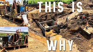 Download WHY AND HOW WE WORK OFF OF A SLED OR MARUKA BUGGY AS PIPELINE WELDERS Video