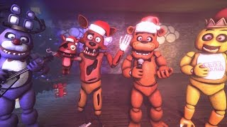 Download SFM| Una navidad en Freddy FazBear's Pizza| Animacion 3D Video