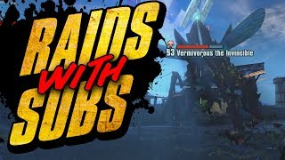 Download Double Vermi B0re Kill - Raids with Viewers - Funny Moments & Legendary Loot [Borderlands 2] Video