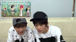 Download NCT U mark SM Rookies react to Red velvet Happiness +MV Video