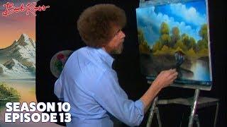 Download Bob Ross - Lakeside Cabin (Season 10 Episode 13) Video