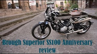 Download Brough Superior SS100 Anniversary Video