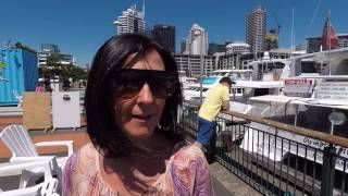 Download New Zealand 2017 Auckland City Centre Video
