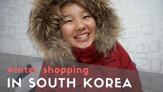 Download KVLOG 011 | Winter Shopping in South Korea Video