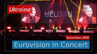 Download Ukraine Eurovision 2018 Live: MELOVIN - Under The Ladder - Eurovision in Concert Video