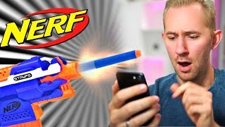 Download Nerf App?! | 10 Apps That Will Waste Your Life! Video