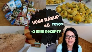 Download VEGE NÁKUP #8 I tesco I 2 mini recepty I VEGAN I MaruškaVEG Video