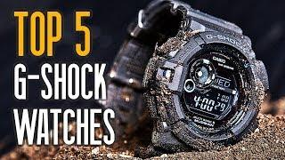 Download TOP 5: Best Casio G Shock Watches For Men! Video
