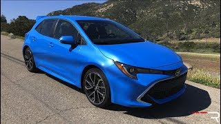 Download 2019 Toyota Corolla XSE 6-Speed – A New Hot Hatch On The Block? Video
