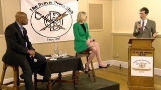 Download The Denver Post hosts a Denver Mayoral Debate Video