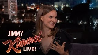 Download Natalie Portman on Etiquette in France Video