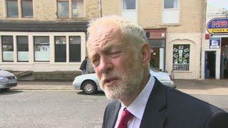 Download Jeremy Corbyn 'shocked' by Barcelona terror attack Video