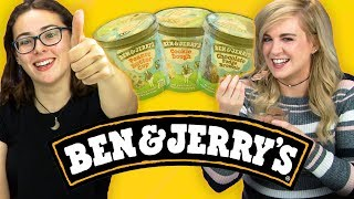 Download Irish People Try Ben & Jerry's Video
