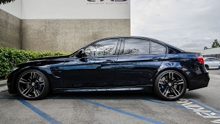 Download BMW M3 F80 Test Drive-Sound, Acceleration and Top Speed Video