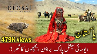 Download DEOSAI National Park Skardu, Northern Areas of Pakistan Documentary Video