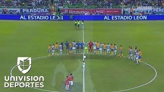 Download Así fue el homenaje del fútbol mexicano para el Chapecoense Video