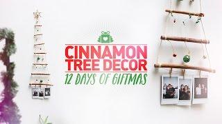 Download Cinnamon Tree Decor - 12 Days of GIFTMAS Video